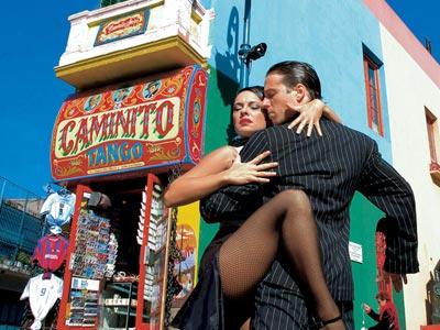 Viaje de novios en Buenos Aires