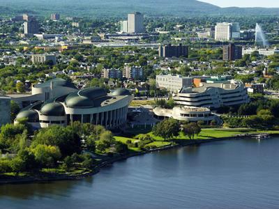 Viajes de novios a Ottawa