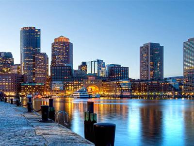 Viaje de boda a Boston