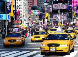 Viaje de boda Nueva York