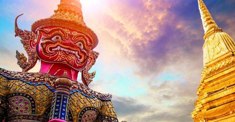 Tailandia, una sorpresa con mundinovios