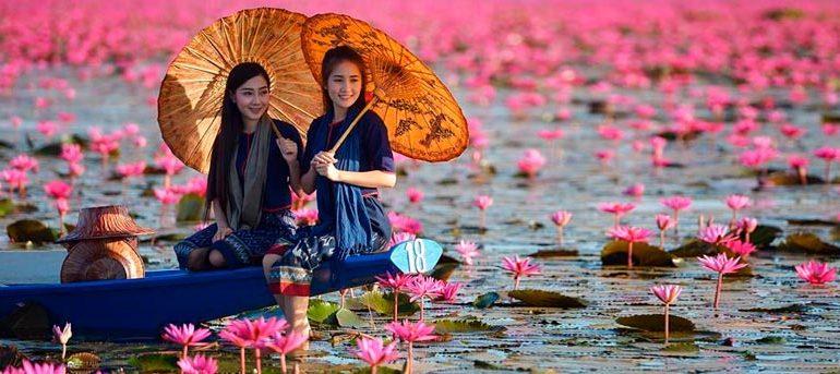 Tailandia el pais de los contrastes