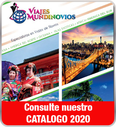 Catalogo de viajes de novios 2010