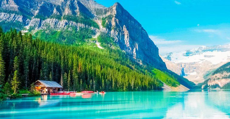 Viajes de novios a Canada