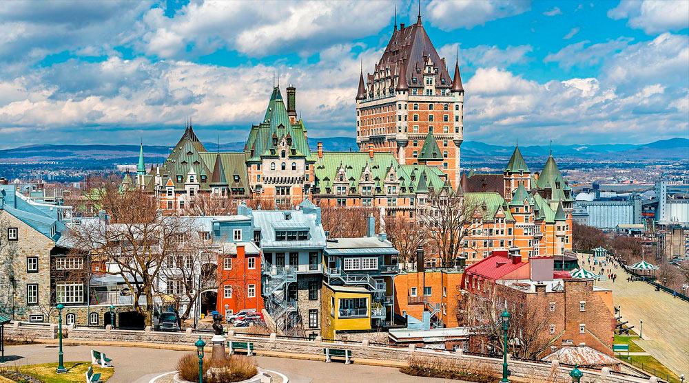 Quebec para novios