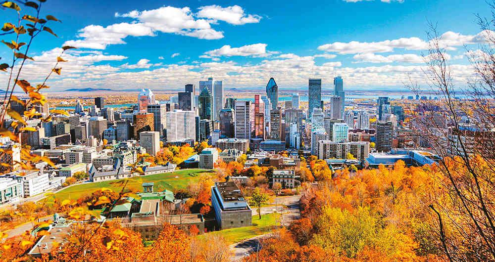 Montreal, Viajes de novios