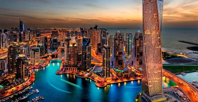 Viaje de novios a Dubai