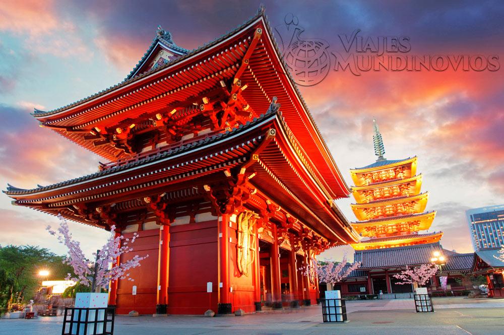 Viajes denovios japon