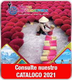 CAtalogo Viajes de novios 2021