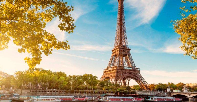 Paris, destino para novios