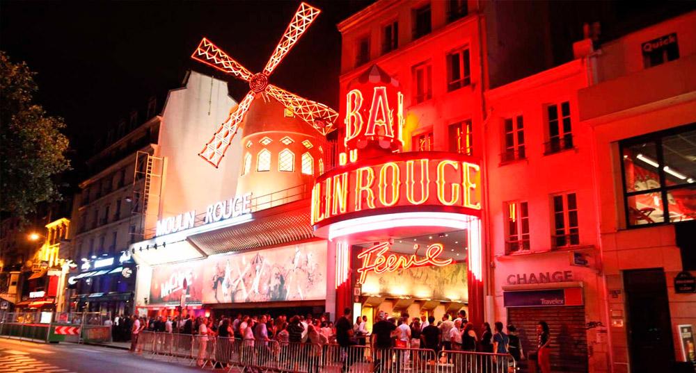 Moulin Rouge Para novios