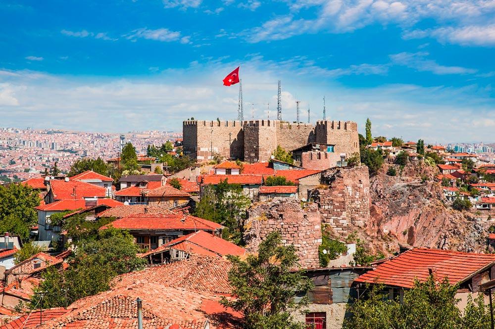 Ankara, una ciudad para pasar tu viaje de novios