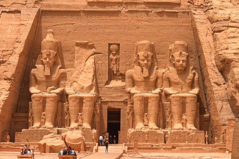 Viaje combinado por Egipto