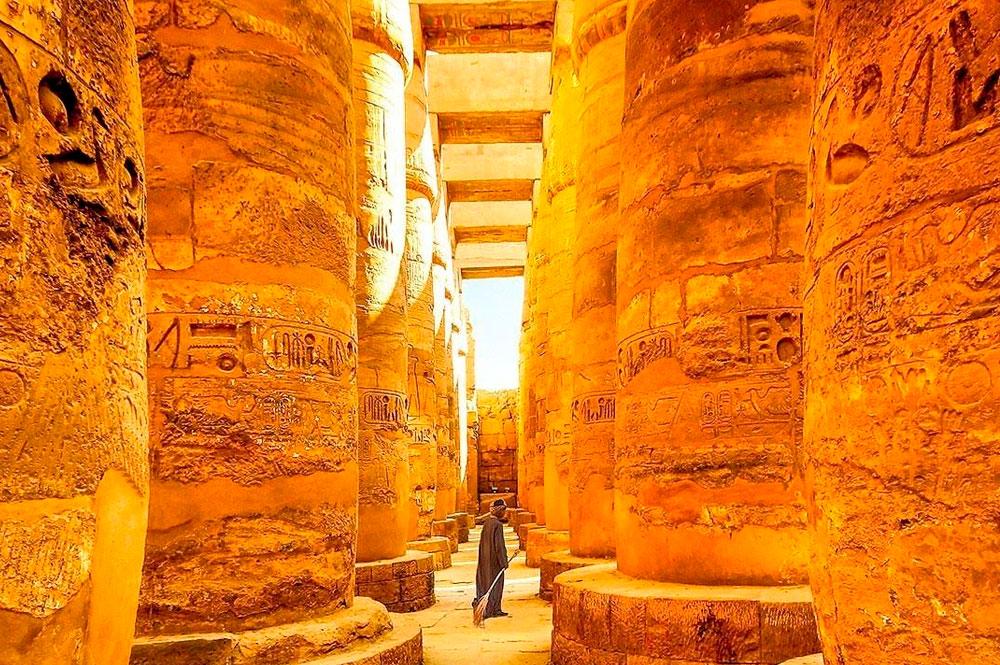 Viaje de bodas a Egipto