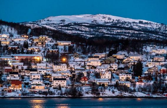 Bergen y los fiordos occidentales