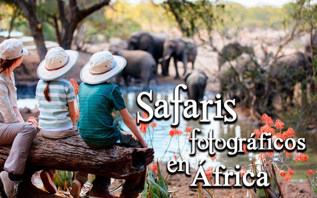 Safaris fotograficos en Africa