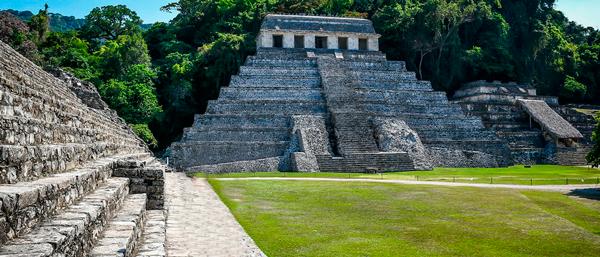 Mexico ruinas precolombinas