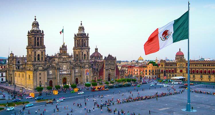 Viaje de boda a Mexico