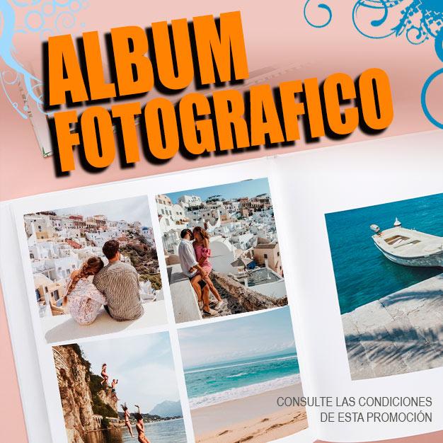 Album fotografico Gratis para tu viaje de novios